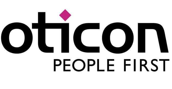 Oticon A/S logo